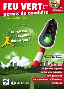 FEU VERT POUR LE PERMIS DE CONDUIRE - 7