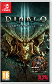 DIABLO 3 : ETERNAL COLLECTION - SWITCH
