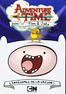 ADVENTURE TIME WITH FINN & JAKE -1