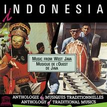 INDONÉSIE: MUSIQUE DE L'OUEST DE JAVA