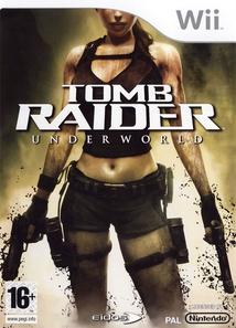 TOMB RAIDER UNDERWORLD - Wii