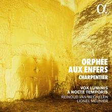 ORPHÉE AUX ENFERS (CANTATE ET OPÉRA DE CHAMBRE)