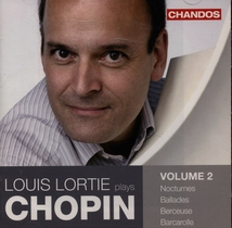 LOUIS LORTIE PLAYS CHOPIN VOL.2