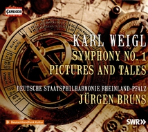 SYMPHONY N°1 - PICTURES AND TALES