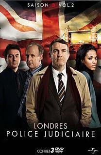 LONDRES POLICE JUDICIAIRE - 3/2