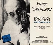 BACHIANAS BRASILEIRAS 1-9 (INTEGRALE)