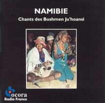 NAMIBIE: CHANTS DES BUSHMEN JU'HOANSI