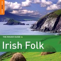 THE ROUGH GUIDE TO IRISH FOLK (+ BONUS CD KARAN CASEY)