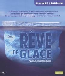 RÊVE DE GLACE - COFFRET Blu-Ray / DVD