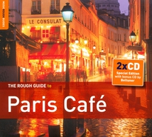 THE ROUGH GUIDE TO PARIS CAFÉ (+ BONUS CD BY BELTUNER)