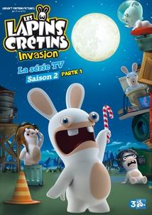LES LAPINS CRÉTINS : INVASION - 2/1
