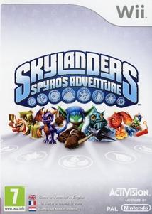 SKYLANDERS - SPYRO'S ADVENTURE - Wii