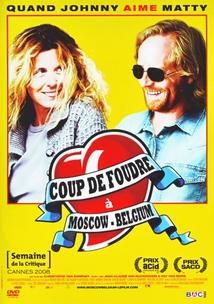 COUP DE FOUDRE À MOSCOW BELGIUM