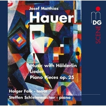 MUSIC WITH HÖLDERLIN LIEDER/ PIANO PIECES