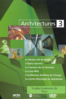 ARCHITECTURES, VOLUME 3