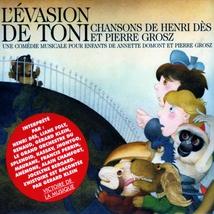 L'ÉVASION DE TONI: TONI ET VAGABOND, 2