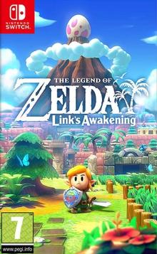 LEGEND OF ZELDA : LINK'S AWAKENING
