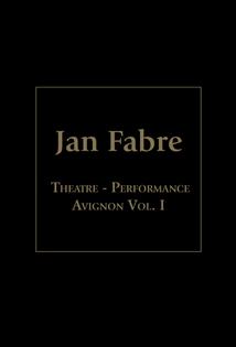JAN FABRE - BEYOND THE ARTIST