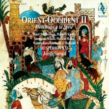 ORIENT-OCCIDENT II: HOMMAGE A LA SYRIE