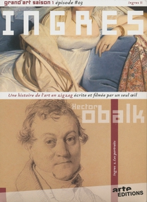 GRAND'ART, Vol.3 - INGRES : PORTRAITS