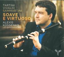 SOAVE E VIRTUOSO (+ SAMMARTINI/ + VIVALDI)