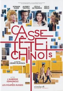 LE CASSE-TÊTE CHINOIS