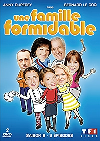 UNE FAMILLE FORMIDABLE - 9