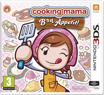 COOKING MAMA 5 : BON APPETIT !