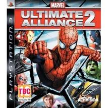 MARVEL ULTIMATE ALLIANCE 2 - PS3