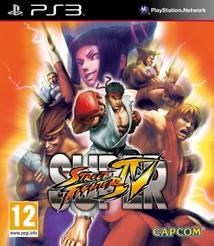 SUPER STREET FIGHTER - XBOX360