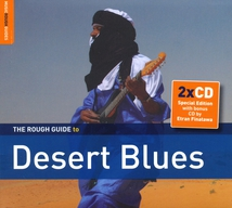 ROUGH GUIDE TO DESERT BLUES (+ BONUS CD BY ETRAN FINATAWA)