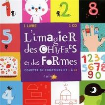 L'IMAGIER DES CHIFFRES ET DES FORMES