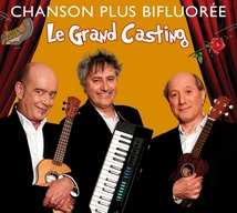 LE GRAND CASTING