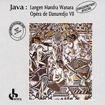 JAVA: LANGEN MANDRA WANARA - OPERA DE DANUREDJO VII