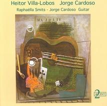 GUITARE: 5 PRELUDES / SUITE POPULAIRE BRES....(+ CARDOSO...)