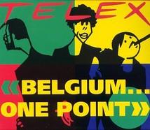 BELGIUM ONE POINT (THE (ALMOST) INTEGRAL TELEX 1978-1993)