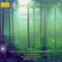 DISTANCE AND ENCHANTMENT (CHAMBER WORKS)