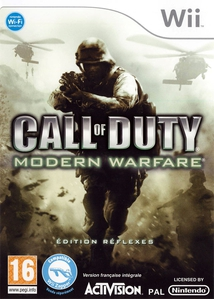 CALL OF DUTY - MODERN WARFARE REFLEX - Wii