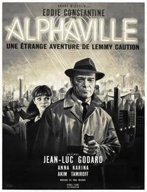 ALPHAVILLE - UNE ÉTRANGE AVENTURE DE LEMMY CAUTION