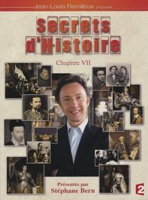 SECRETS D'HISTOIRE - CHAPITRE VII - COFFRET 5 DVD