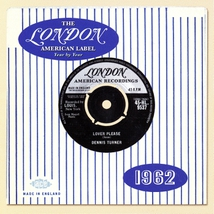 THE LONDON AMERICAN LABEL YEAR BY YEAR 1962