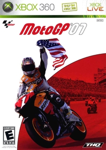 MOTO GP 07 - XBOX360