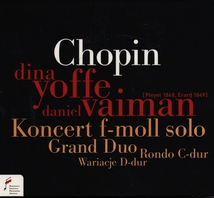 CONCERTO PIANO 2 / GRAND DUO CONCERTANT OP.15 /....
