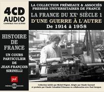 HISTOIRE DE FRANCE - FRANCE DU XXÈ SIECLE - 1914-1958