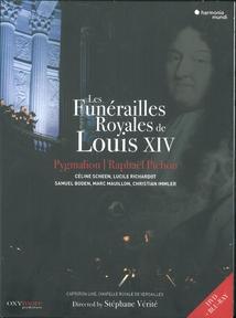 LES FUNERAILLES ROYALES DE LOUIS XIV