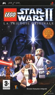 LEGO STAR WARS II : LA TRILOGIE ORIGINALE - PSP