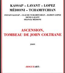 ASCENSION, TOMBEAU DE JOHN COLTRANE