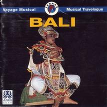 VOYAGE MUSICAL: BALI