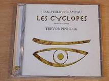 LES CYCLOPES - OEUVRES POUR CLAVECIN