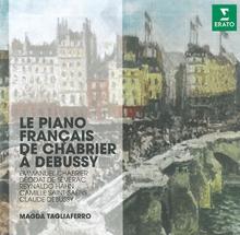 LE PIANO FRANCAIS DE CHABRIER A DEBUSSY